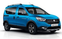 Dokker Stepway Car Lease