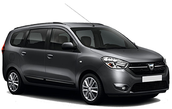 Dacia Lodgy Car Lease