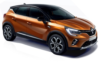 Captur Car Lease